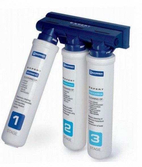 Hệ thống lọc nước máy tiêu chuẩn Barrier Expert Standard-BA-EXP-ST