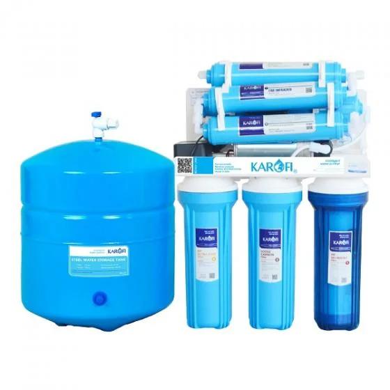 Hệ thống lọc nước RO cho gia đình