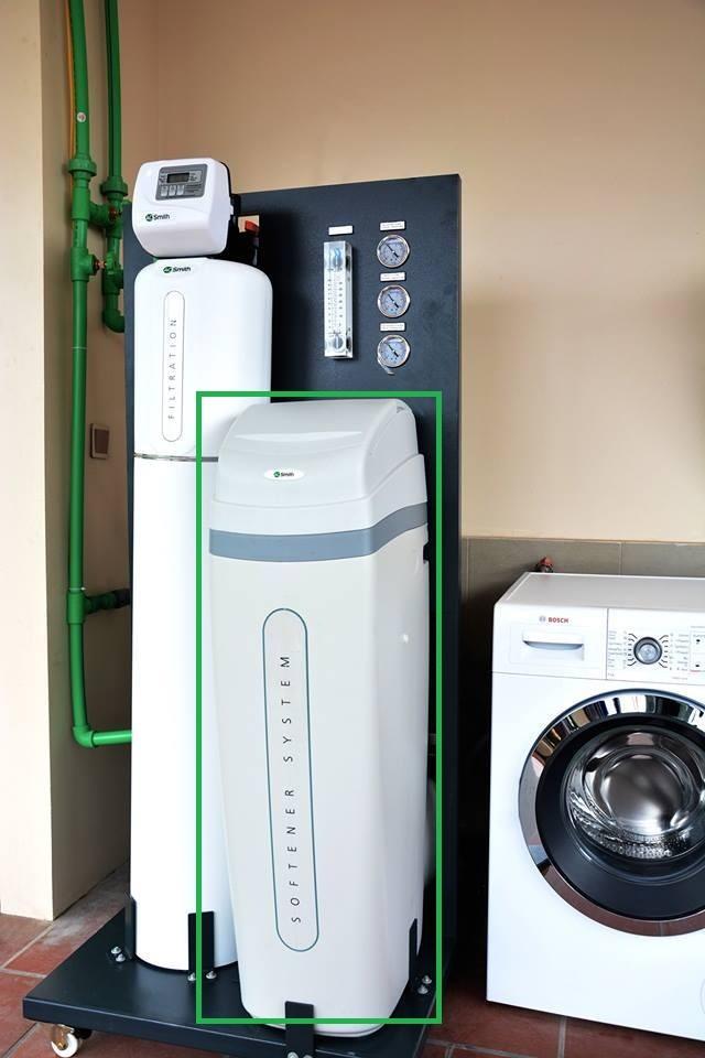 Hệ thống xử lý nước sinh hoạt lọc tổng gia đình
