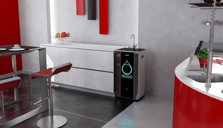 Sử dụng máy lọc nước có tốt hay không cho gia đình?