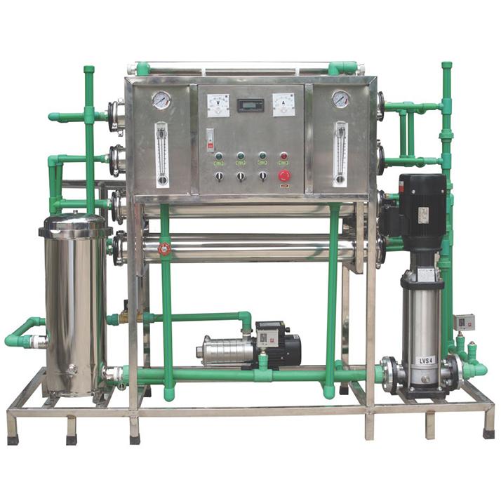 Máy lọc nước RO dành cho công nghiệp 1200l/h.