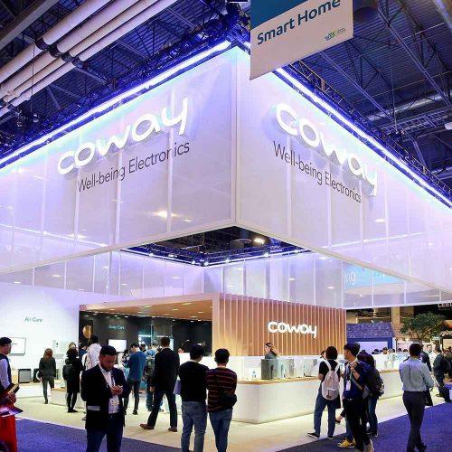 Showroom máy lọc nước Coway